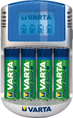 Power LCD Charger Varta