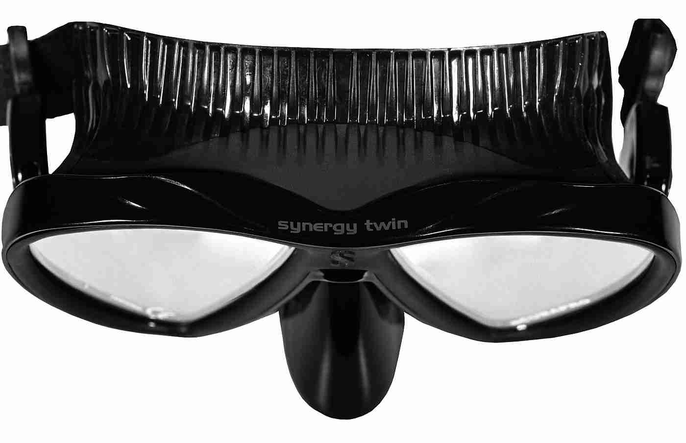 Synergy Twin Trufit Full black - SCUBAPRO